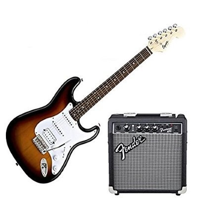 chitarra amplificatore fender frontman