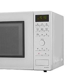forno a microonde Panasonic NN-GD452WEPG comandi e programmi