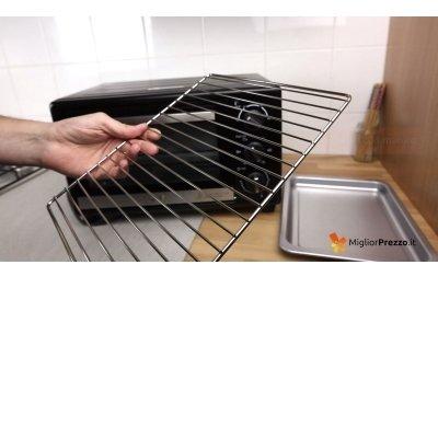 griglia forno elettrico spicy