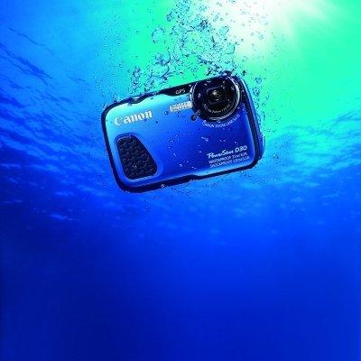 fotocamera canon powershot D30 impermeabile IMG 5