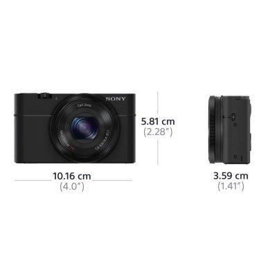dimensioni fotocamera digitale sony IMG 4