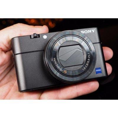 fotocamera digitale sony DSC mano IMG 5
