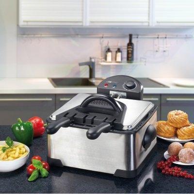 friggitrice Clatronic FR 3195 per diversi tipi di frittura IMG 2