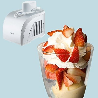 gelatiera autorefrigerante H.Koenig HF180 per gelati e sorbetti IMG 5