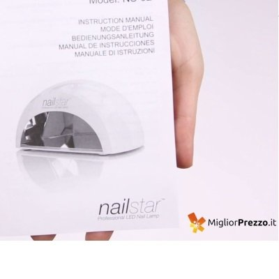 lampada unghie nailstar manuale IMG 3