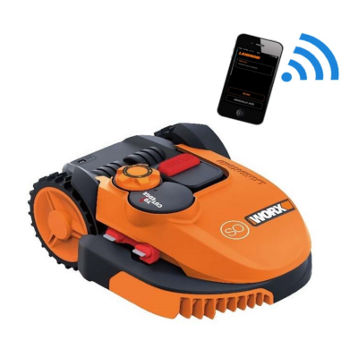 Landroid Worx WR105SI WiFi IMG 3