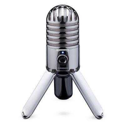 Microfono da studio Samson Meteor Mic