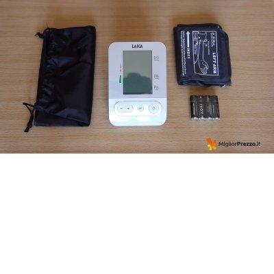 misuratore pressione laica tutto della confezione IMG 4