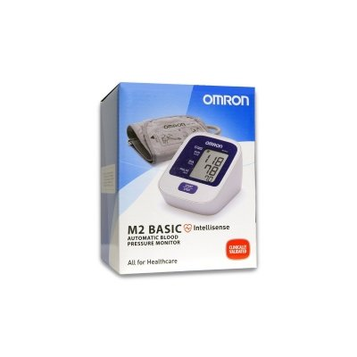 box misuratore pressione omron M2 IMG 3