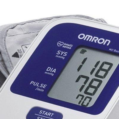 tastini misuratore pressione omron M2 IMG 2