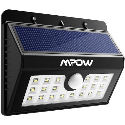 Recensione Faro da esterno Mpow MSL7-PPP