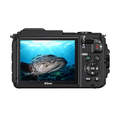 Nikon Coolpix AW130 Black IMG 2