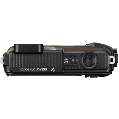 Nikon Coolpix AW130 Side IMG 5