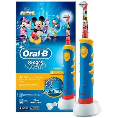 Spazzolino elettrico Oral-B Kids Advance Power 950TX IMG 1