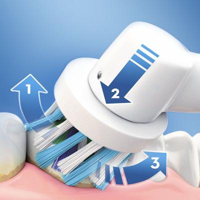 Oral-B Pro 1000 Precision Clean Testine IMG 5