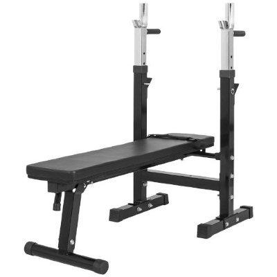 Panca sollevamento pesi Gorilla Sports 10000118