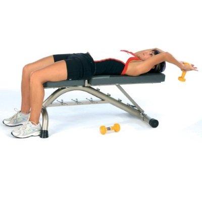 panca sollevamento pesi fitness york
