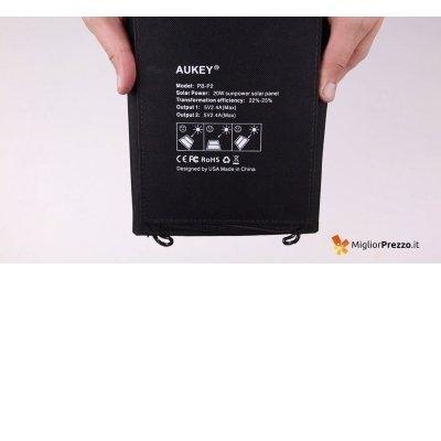funzionamento pannello solare aukey IMG 4