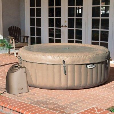 manutenzione piscina intex bubble pure spa