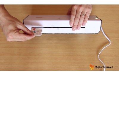 plastificatrice AmazonBasics uso IMG 3