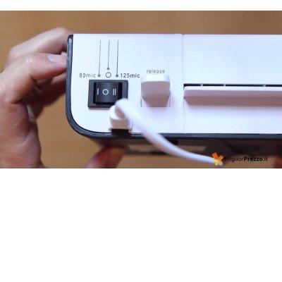 plastificatrice AmazonBasics tastini IMG 4