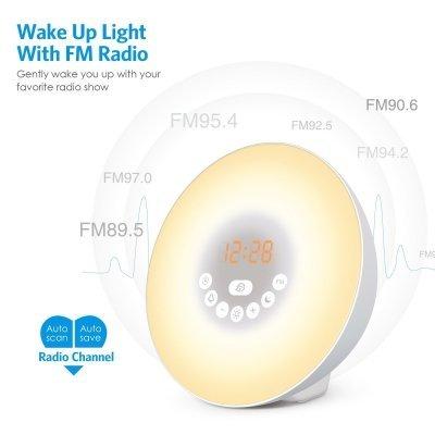 wake up light Amir radio IMG 3