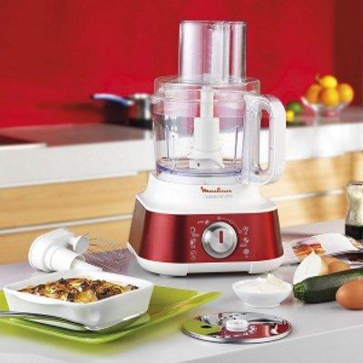 mixer cucina moulinex fp659 utilizzo