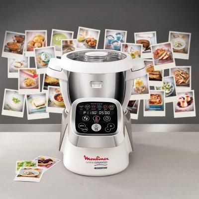 robot da cucina Moulinex Cuisine Companion HF802AA1 con 6 programmi automatici IMG 4