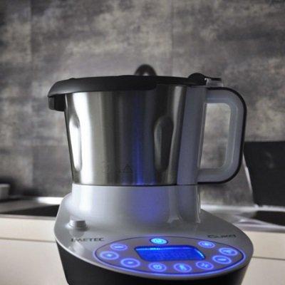Robot da cucina Imetec Cukò Cooking Machine display retroilluminato e comandi soft touch IMG 2