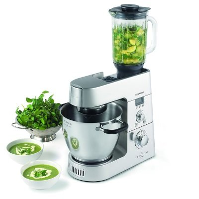 impastatrice planetaria Cooking Chef con frullatore Thermoresist with Stir Stick IMG 3
