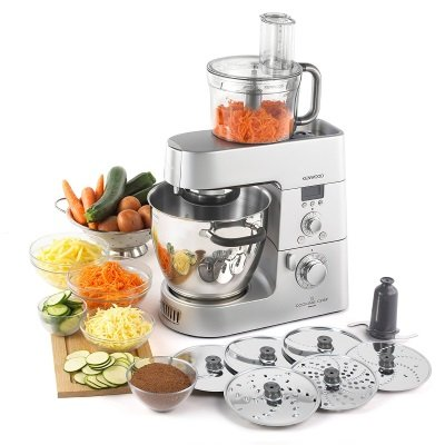 impastatrice planetaria Kenwood KM096 Cooking Chef con mixer food processor