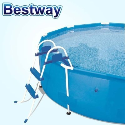 🔥 Recensione scaletta per piscina Bestway 58329 ...