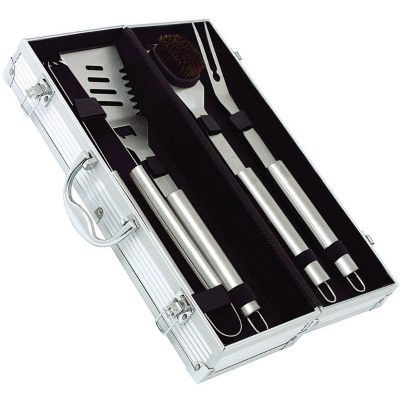 Accessori barbecue Top Star 291333 in acciaio Inox