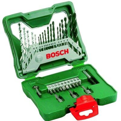 Set di punte per trapano Bosch X-Line 2607019325