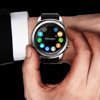 uso smartwatch gear S3 samsung IMG 5