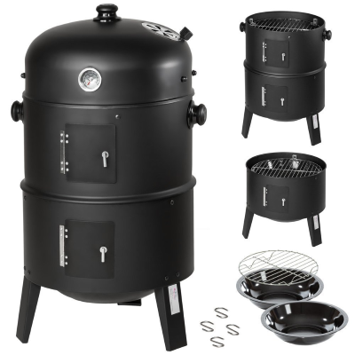Recensione Barbecue Smoker TecTake 3in1