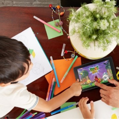 Tablet Fire HD 8 Amazon Children IMG 3