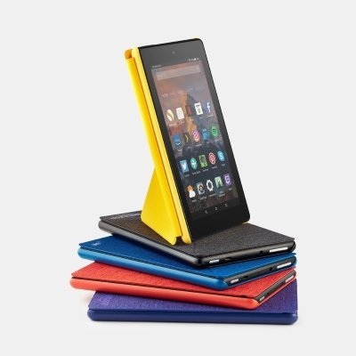 Tablet Fire HD 8'' Amazon Cover IMG 2