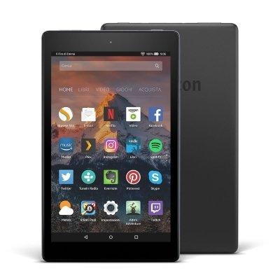 Tablet Fire HD 8'' Amazon IMG 1