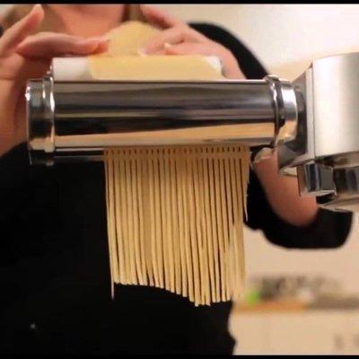 come utilizzare tagliapasta kenwood 2A IMG 3