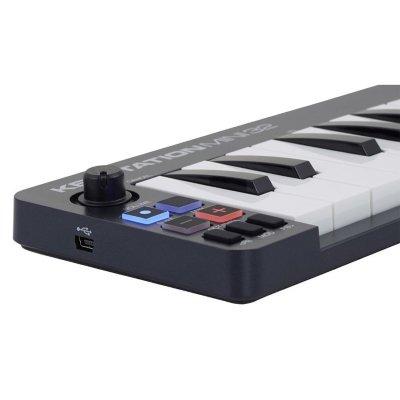 tastiera M-audio mini MK2 pulsanti