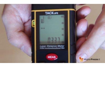 telemetro tacklife A-LDM01 schermo IMG 4