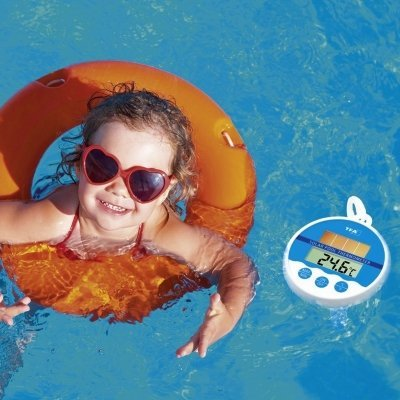 utilizzo termometro piscina TFA Dostmann