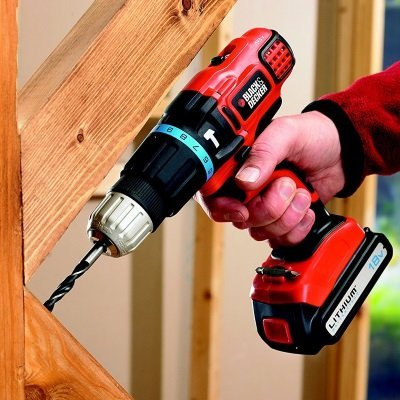 trapano black&decker EGBL 188 KB