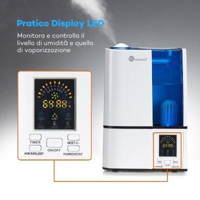 Display Led per monitoraggio e regolazione umidità IMG 4