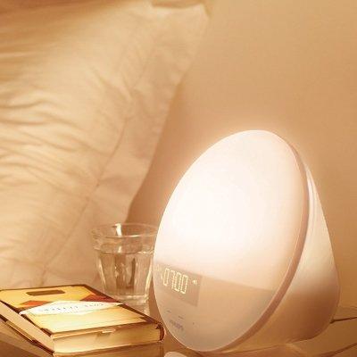wake up light philips in uso IMG 2