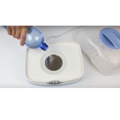 utilizzo sterilizzatore chicco SterilNatural IMG 4