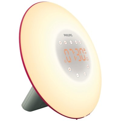 Recensione Wake-Up Light Philips HF 3506/30