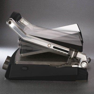bistecchiera imetec professional serie GL 3000 7 posizioni 3 modalità di cottura IMG 2