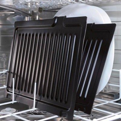 bistecchiera imetec professional serie GL 3000 piastre estraibili e lavabili in lavastoviglie IMG 4